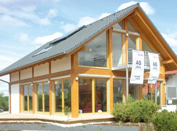 Lehner Haus Fertighausblog Musterhaus Poing