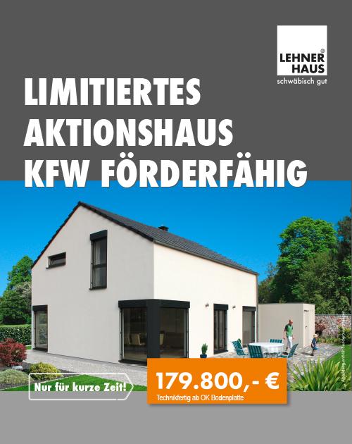 lehner haus fertighausblog blog archi limitiertes aktionshaus. Black Bedroom Furniture Sets. Home Design Ideas